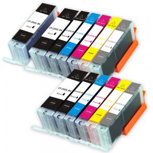Compatible ink cartridge Canon 250XL-251XL